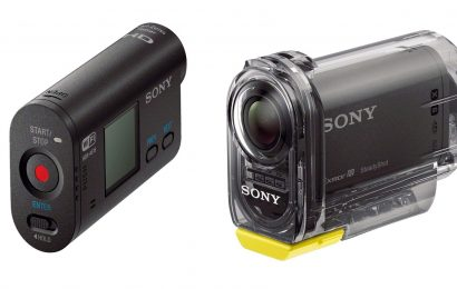Sony Action Cam AS15 + stojalo Braun