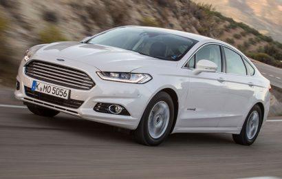 Sexy Hibrid narejen v Evropi – Ford Mondeo