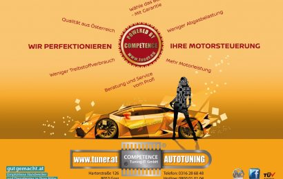 CHIP TUNING – CAR MAPING – TUNER.AT