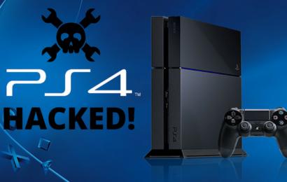 Hack za Sony PS4 dobavljiv tudi v Sloveniji