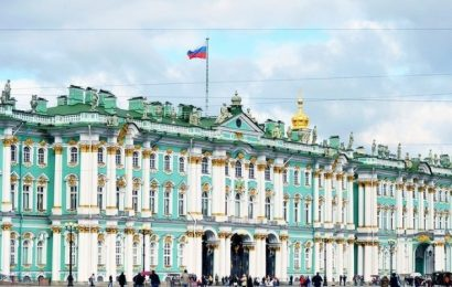 Sankt Peterburg: Zgodovinski biser Rusije