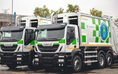 Ivecovi novi tovornjaki na CNG odlični na zahtevnem terenu