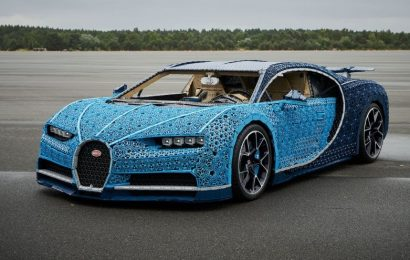Lego Bugatti Chiron 1:1