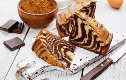 Sovjetska torta »Zebra«: Iz česa je in kako jo pripravim