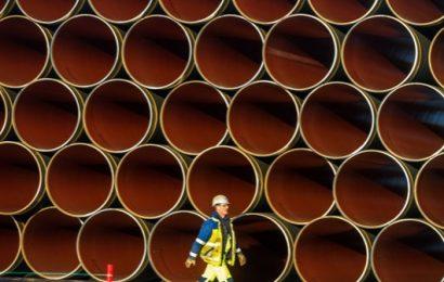 Gazprom z gradnjo Turškega toka postavil svetovni rekord!