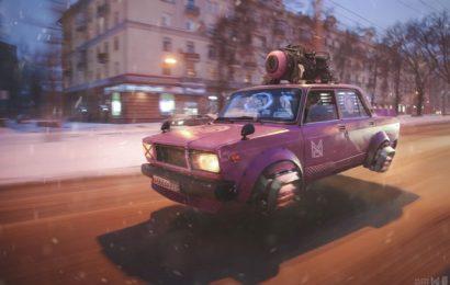 Rusija leta 2077: Bo tako izgledala prihodnost?
