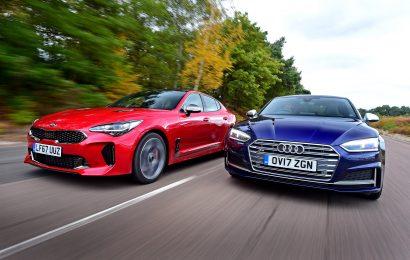 Kia Stinger VS Audi S5