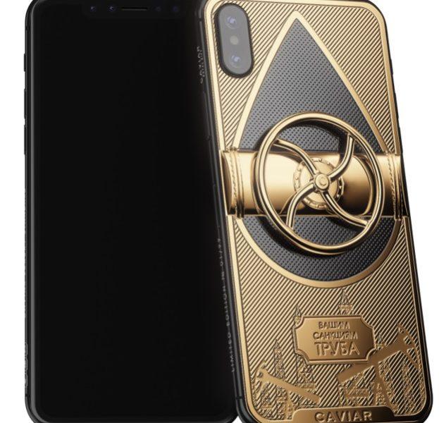 """Sankcije so zaman: Ruski proizvajalec telefonov razvil """"protisankcijski"""" pametni telefon"""