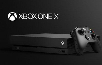 Xbox ONE X najhitrejši od vseh