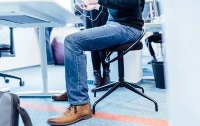 MOS CELJE: Zlata inovacija za zdravo sedenje