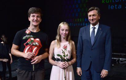 V Mariboru razglasili Kulturno šolo leta 2018