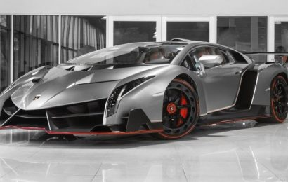Video in Photo: Lambo Veneno za 8 milijonov