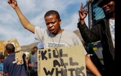 VIDEO: Napadi na belce v Afriki se stopnjujejo