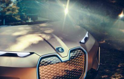 Slike: BMW iNEXT futuristično vozilo leta 2021