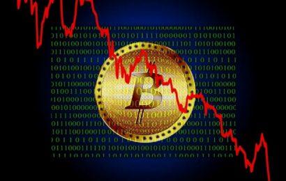 Velik padec vrednosti kripto valut