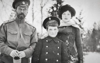 Zadnji ruski carjevič ali usodna bolezen »modre krvi«