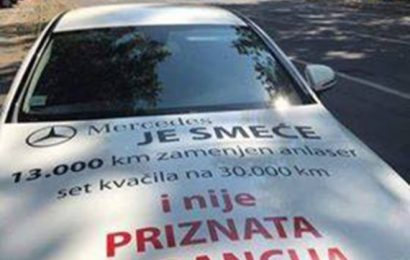 Ko Mercedes ne prizna garancije