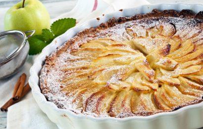 Sedem tradicionalnih in preprostih ruskih sladic z jabolki