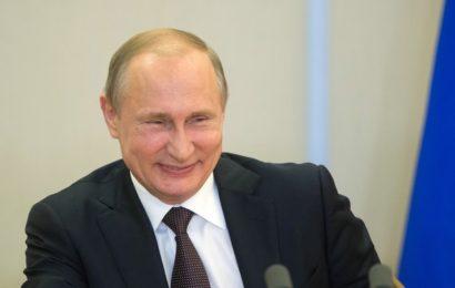 Najboljši vici Vladimirja Putina