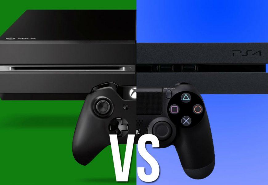 Xbox One X ali PS4? Vsakemu svoje