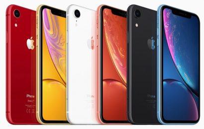 Apple ukinil prodajo 4 starejših modelov iPhone in predstavil nove