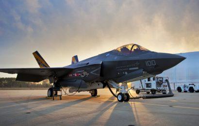 Ameriška vojska osramočena: Prizemljili vse F-35 lovce