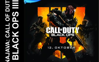 Najava: Call of Duty Black Ops 4
