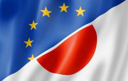 EU in Japonska v Tokiu razpravljali o gospodarskem sodelovanju