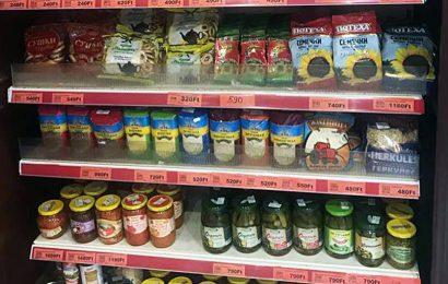 Bi pojedli kaj ruskega? Zavijte v katero od ruskih trgovin kar v vaši državi!