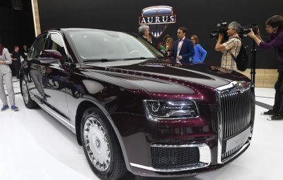 Die Welt: Rusija meče rokavico Rolls-Royceu, Bentleyu in Maybachu