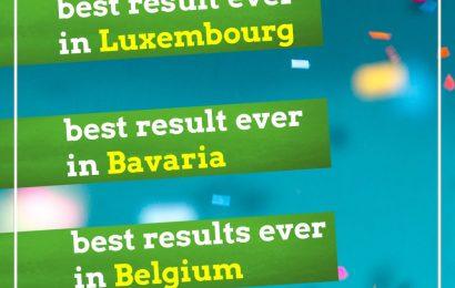Zelena Energija v Evropi – odlični rezultati na volitvah