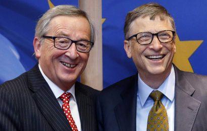 Bill Gates bo vodil sklad za čisto energijo Breakthrough Energy Europe