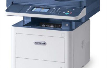 Xerox WorkCentre 3345 se predstavi