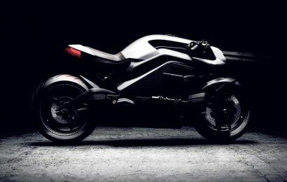 V Milanu predstavili najnaprednejši električni motocikel