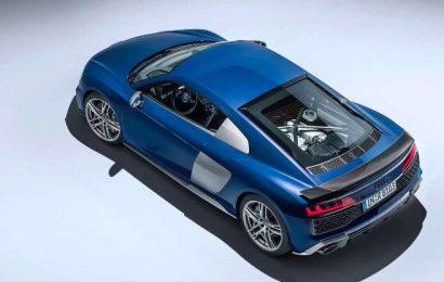 Audi R8 ne bo na voljo z V6