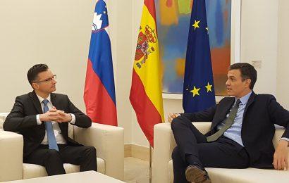 Visok Slovenski obisk v Španiji