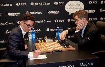 Kdo bo šahovski prvak leta 2018?