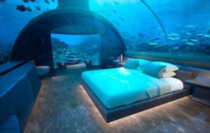 Prvi podvodni hotel odpira vrata
