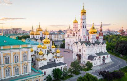 Kako je moskovski Kremelj postal glavni simbol ruske moči