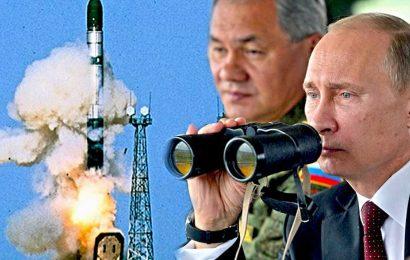 Uspešna izstrelitev Avangarda: Putin pohvalil vojake in inženirje