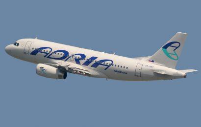 Adria Airways s februarjem ukinja neposredno letalsko povezavo Ljubljana-Moskva