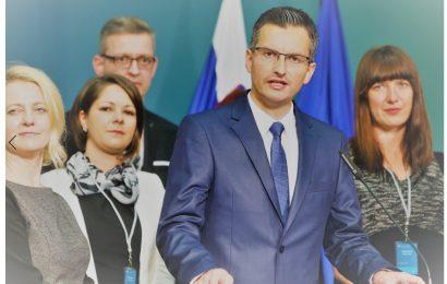 Marjan Šarec zmagovalec