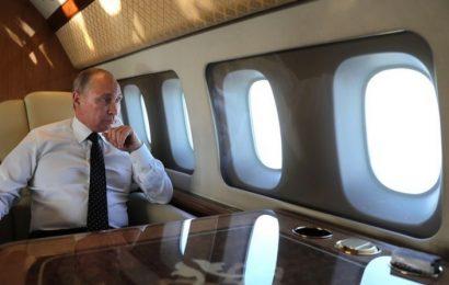 Sedaj lahko pogledate v notranjost Putinovega letala