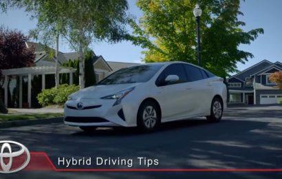 Video by Toyota: 5 nasvetov kako voziti Hibrida