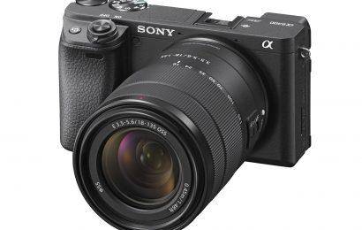 Sony predstavil fotoaparat α6400, ki predstavlja naslednjo generacijo brezzrcalnih fotoaparatov