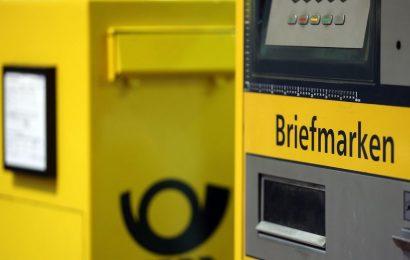 Z 2019 dražja poštnina v Nemčiji