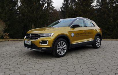 Test: VW T-Roc: Majhen škrat na adrenalinu