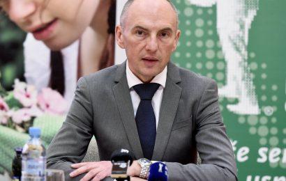 Državni zbor imenoval Aleša Šabedra za zdravstvenega ministra