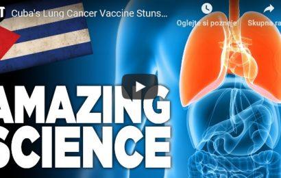 Kubanci odkrili zdravilo proti pljučnem raku in ga delili s svetom!