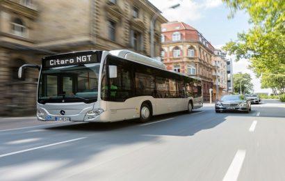 Avtobus na plin in zrak bo bolj fin